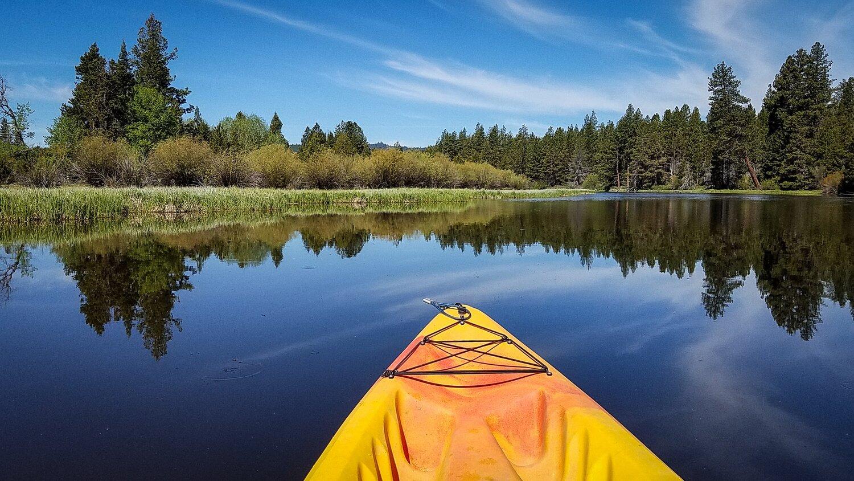 Deschutes River Kayak Tours